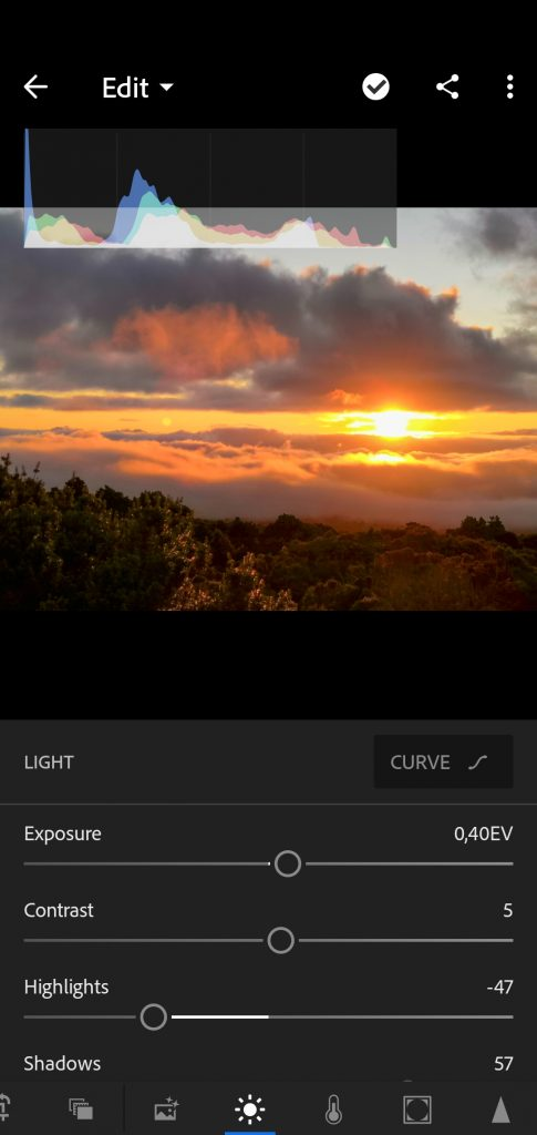 Adobe Lightroom App for Android