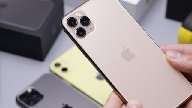 iPhone 11 Pro for Concert Photography