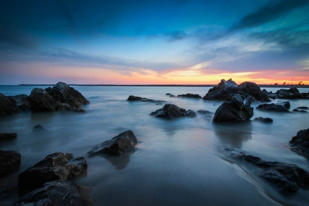 Blue Hour Smartphone Photography