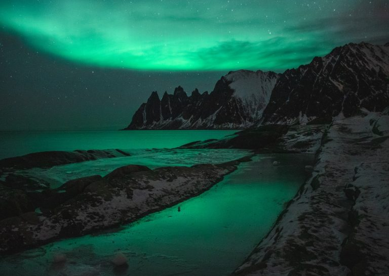 How Can I Capture Northern Lights With My Smartphone?